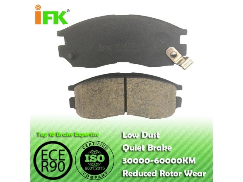MB858375/GDB3133/D484 Semi-metallic/Low-metallic/NAO/Ceramic Disc brake p