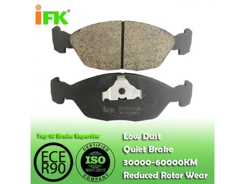 325698151/GDB3151/D1660 Semi-metallic/Low-metallic/NAO/Ceramic Disc brake p