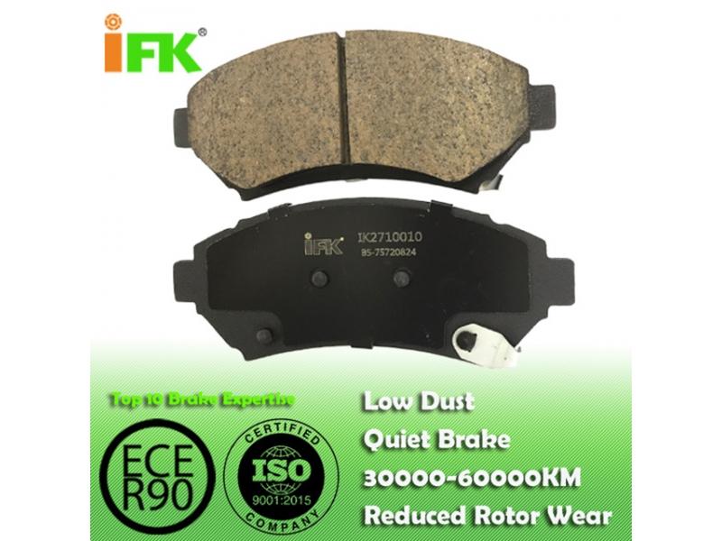 18024962/GDB1308/D818/D699 Semi-metallic/Low-metallic/NAO/Ceramic Disc brake p