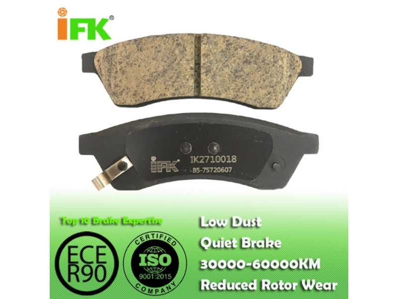 96475028/GDB4172/D1030 Semi-metallic/Low-metallic/NAO/Ceramic Disc brake p
