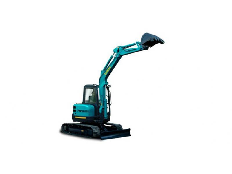 Excavator SR055