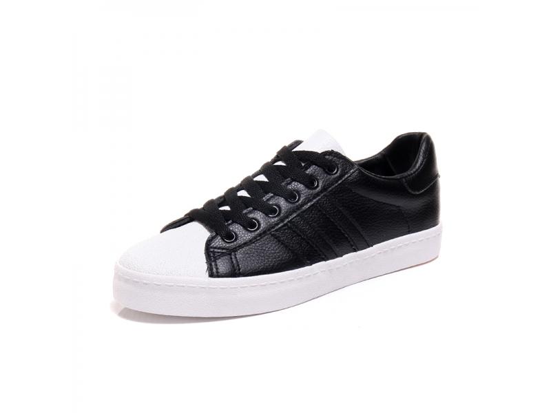 good cheap vulcanized flat classical canvas shoes China shoesYB972B