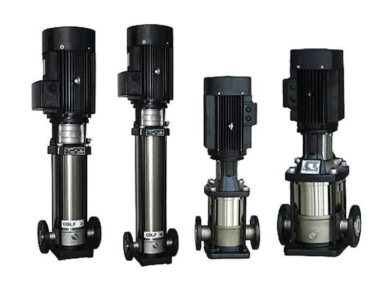 Multistage Pipe Pump