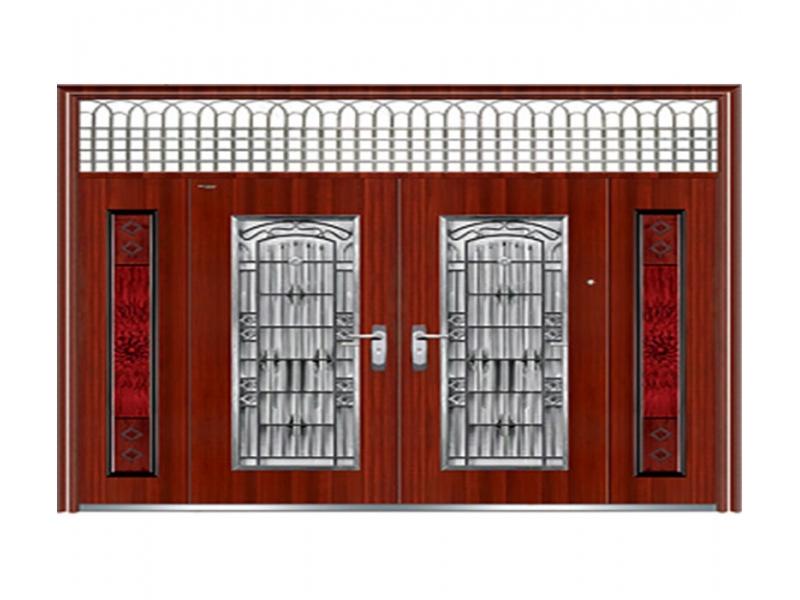 External Steel Door
