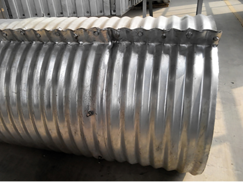 flanged nestable metal pipe cuvlet