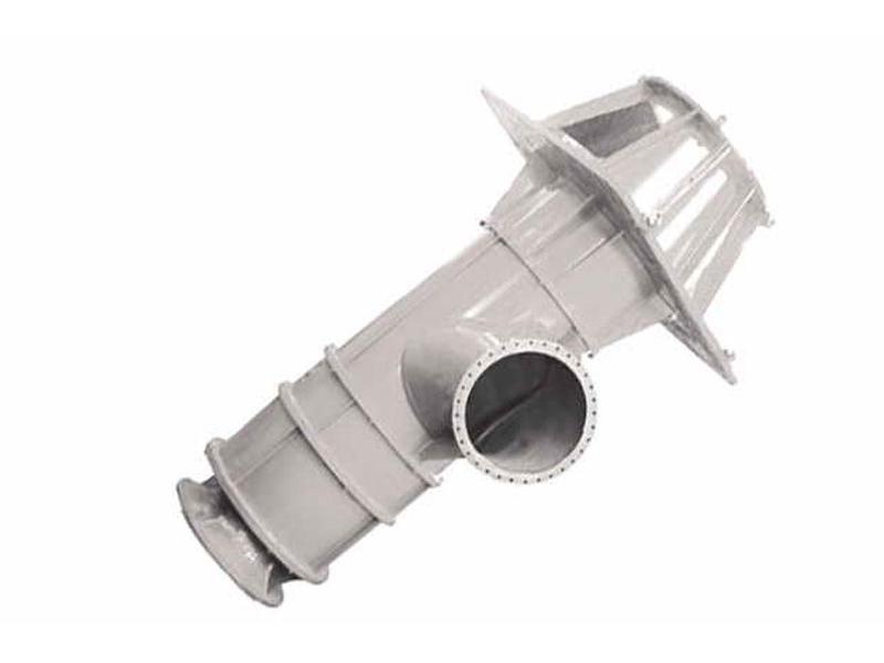 API610 VS3 single or multistage vertical slanting pump