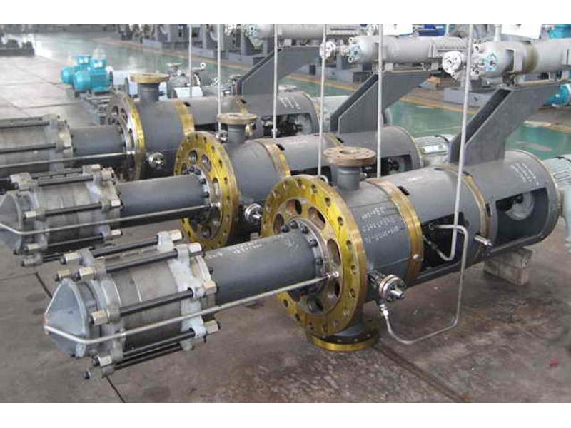 API610 VS6 vertical, multistage, single suction , centrifugal pump
