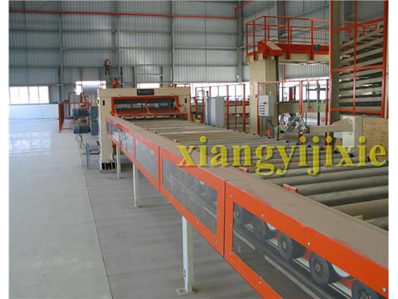 ypsum board plant