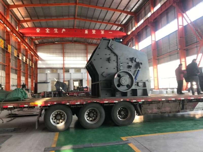 High Impact crusher 1520 High efficiency crushing equipment